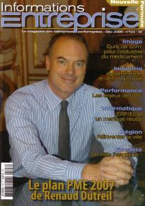 Informations Entreprise (Décembre 2006)