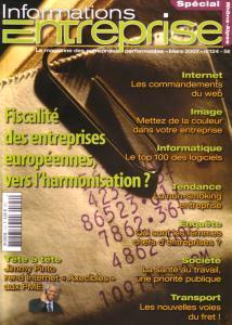 Informations Entreprise (Mars 2007)