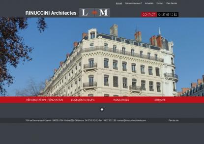 Architectes RINUCCINI