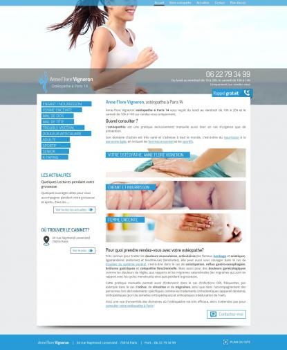 Osteopathe VIGNERON