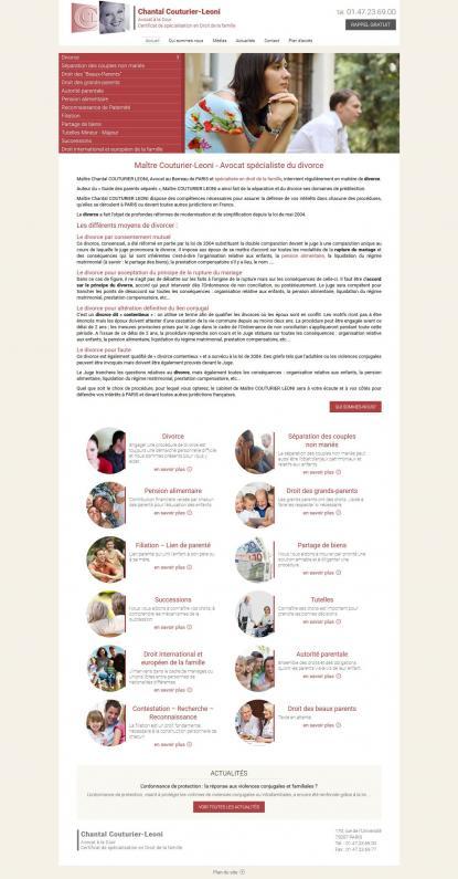 Avocat COUTURIER-LEONI