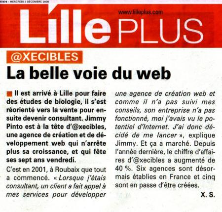 Lille Plus (Décembre 2008)