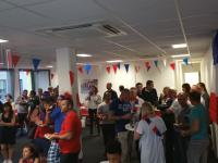 Ouverture de l'Euro 2016 chez Axecibles !