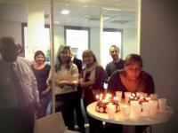 Une collaboratrice Axecibles fête ses 10 ans dans l'entreprise.