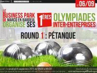 Premières Olympiades inter-entreprises pour Axecibles