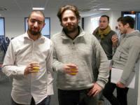 Axecibles : réunion de rentrée au siège de Marcq-en-Barœul