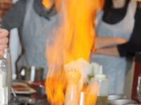 Axecibles met la main à la pâte grâce à l'Atelier des Chefs