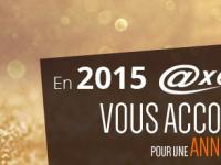 En 2015, préparez-vous à faire des étincelles avec Axecibles !