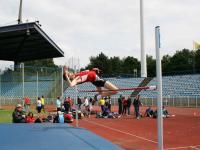 AXECIBLES sponsor du Champion de France de saut en hauteur 2008