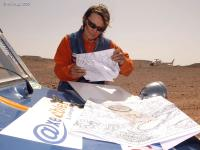 Axecibles sponsor du Rallye des Gazelles 2009