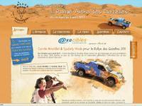 Axecibles, sponsor du Rallye Aïcha de Gazelles