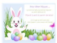 Axecibles célèbre Pâques