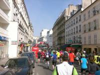 Courir le Marathon de Paris sous les couleurs d'Axecibles