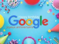 Google fête aujourd'hui ses 20 ans, retour sur cette sucess story qui a changé le monde !
