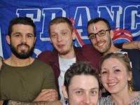 Toutes les équipes d'Axecibles soutiennent l'équipe de France de Football