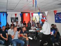 Direction les 1/2 FINALES pour l'équipe de France et pour Axecibles