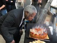 Un très joyeux anniversaire Monsieur Jimmy Pinto